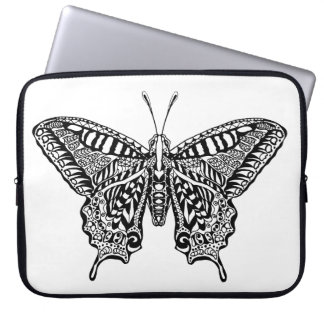 Style Butterfly Laptop Sleeve