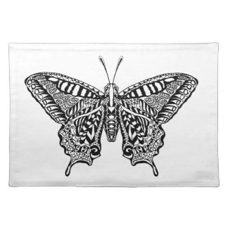 Style Butterfly Placemat