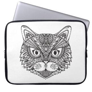Style Cat Laptop Sleeve