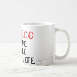 Style: Classic White Mug