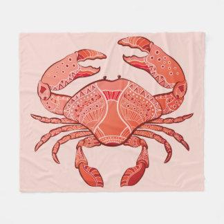 Style Crab Fleece Blanket