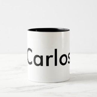 Style: Cup of two tones a standard cup Two-Tone Mug
