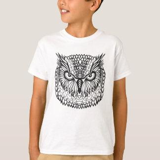 Style Eagle Owl Head T-Shirt