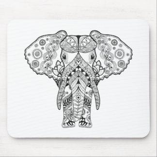 Style Elephant Mouse Mat