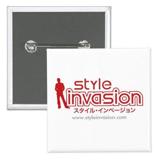 Style Invasion button
