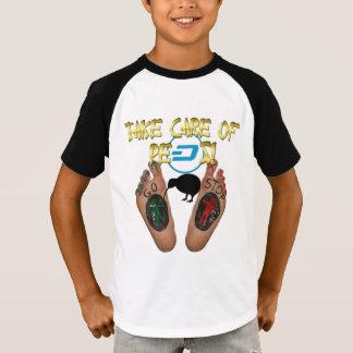 Style: Kids' Short Sleeve Raglan T-Shirt