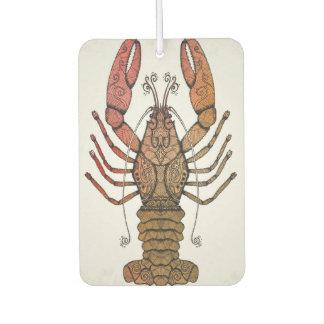 Style Lobster Car Air Freshener
