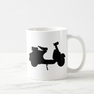 Style Logo Basic White Mug