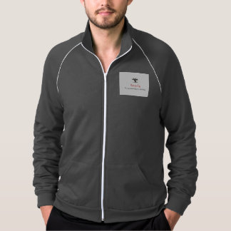 Style: Men's American Apparel California Fleece Tr Jacket
