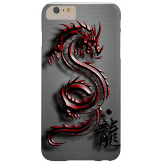Style of The Red Dragon 2016 Barely There iPhone 6 Plus Case