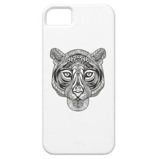 Style Tiger Barely There iPhone 5 Case