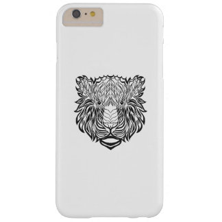 Style Tiger Head Barely There iPhone 6 Plus Case
