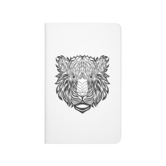 Style Tiger Head Journals