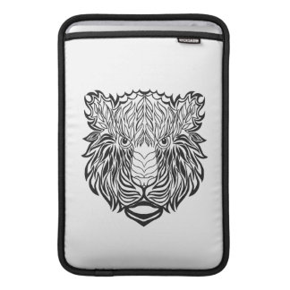Style Tiger Head Sleeve For MacBook Air