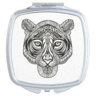 Style Tiger Makeup Mirror