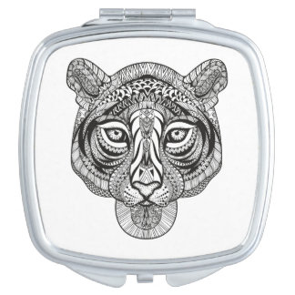 Style Tiger Mirror For Makeup