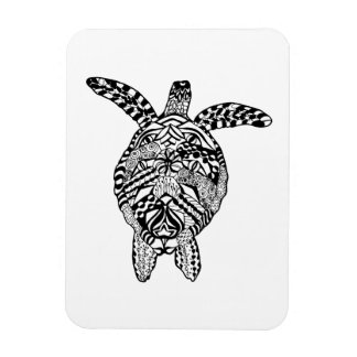 Style Turtle Magnet