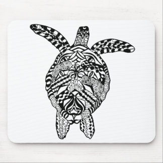 Style Turtle Mouse Mat