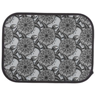 Style Turtle Pattern Car Mat