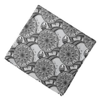 Style Turtle Pattern Do-rag
