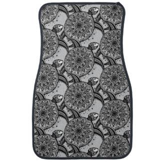 Style Turtle Pattern Floor Mat