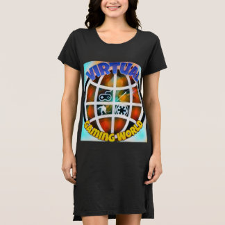 Style: Women's Alternative Apparel T-Shirt Dress