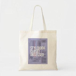 """Stylebook® Tote - """"Obsessed"""""""