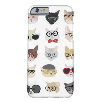 Stylin' Feline II Barely There iPhone 6 Case