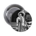 Stylin' Suffragette, 1908 6 Cm Round Badge