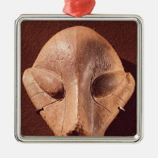 Stylised head, from Predionica Christmas Ornament