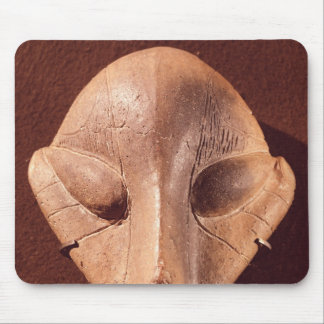 Stylised head, from Predionica Mouse Pad
