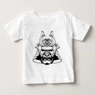 Stylised Samurai Mask Baby T-Shirt