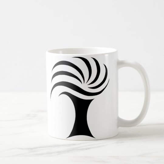 Stylised Tree Mug
