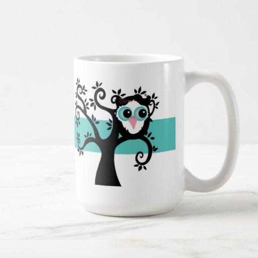 Stylish and Unique Owl Mug Mug