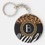Stylish Animal Prints Zebra and Leopard Patterns