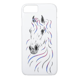 Stylish Arabian Horse iPhone 8/7 Case