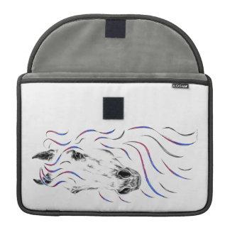 Stylish Arabian Horse Sleeve For MacBooks
