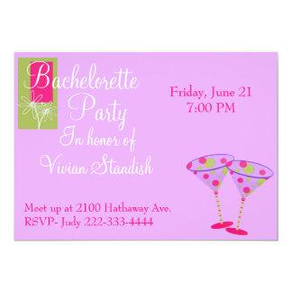 Stylish Bachelorette Party Invitation
