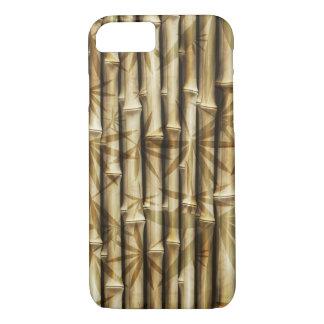 Stylish Bamboo Design iPhone 7 Case