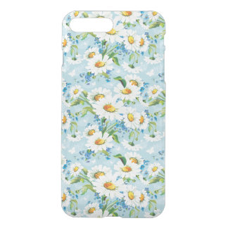 Stylish beautiful bright floral pattern 2 iPhone 8 plus/7 plus case