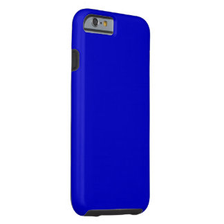 Stylish Blue iPhone cover Tough iPhone 6 Case