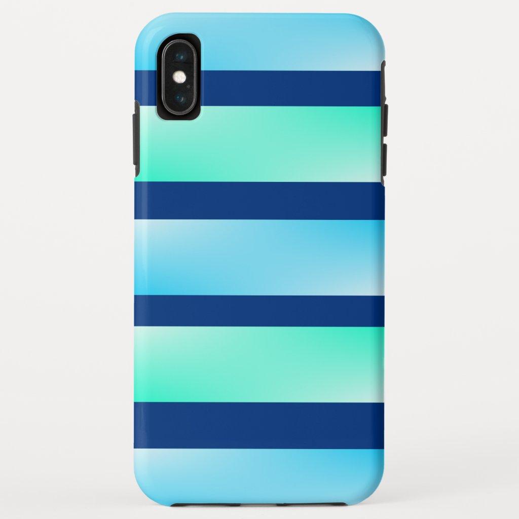 Stylish Blue Shades Case-Mate iPhone Case