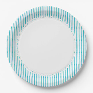 Stylish-Blue-White-Everyday-Celebrate-Multi-Use Paper Plate