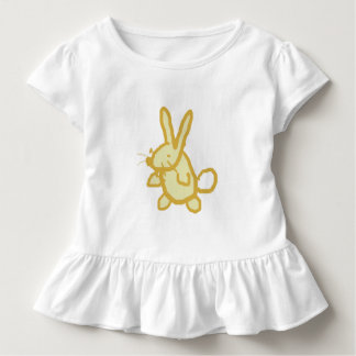 Stylish Bunny T-shirt. Toddler T-Shirt