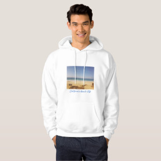 Stylish California Beach Hoodie