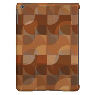 Stylish Cappucino Pattern iPad Air Case