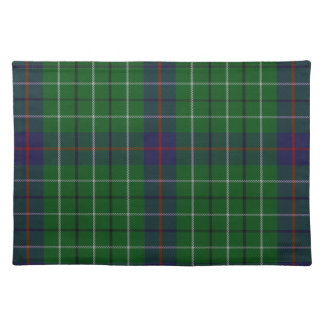 Stylish Clan Duncan Tartan Plaid Place Mat