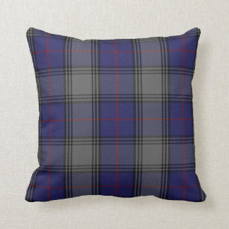 Stylish Clan Kinnaird Tartan Plaid Pillow