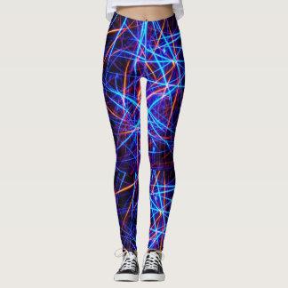 Stylish | Colored | Line | Prints | Leggings