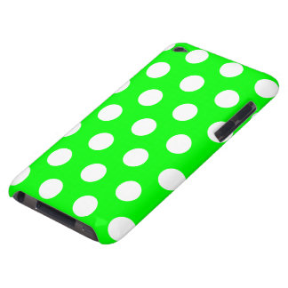 Stylish & Colorful Polka Dot iPod Touch 4G iPod Touch Case-Mate Case